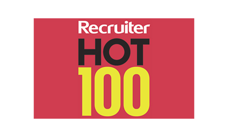 Recruiter Hot 100 For Blog